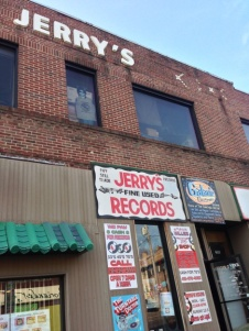 """We've been selling records for 33 1/3 years..."""
