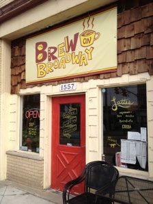 BREW on Broadway