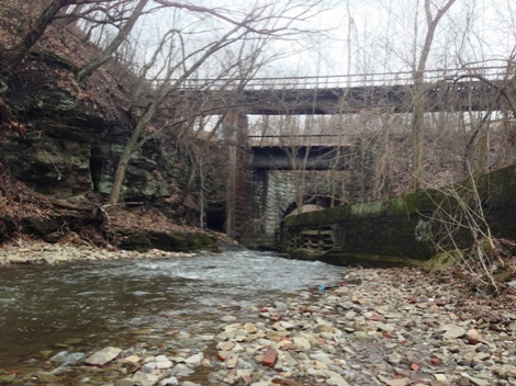 The Seldom Seen Greenway (at the border of Beechview and Mt. Washington)