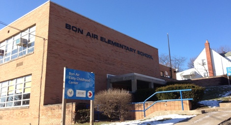 Bon Air Early Childhood Center, formerly Bon Air Elementary School (closed in 2006)