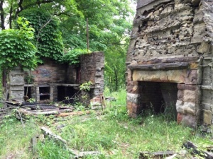Ruins of Watson's Cabin...or a building adjacent to it!